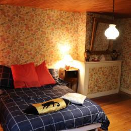 Chambre1,2ème point de vue - Location de vacances - Arbois