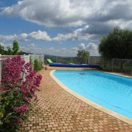 L'Amandier  - Location de vacances - La Rochegiron