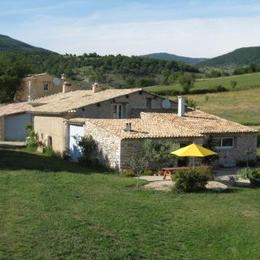 Mas Provençal - Location de vacances - La Rochegiron