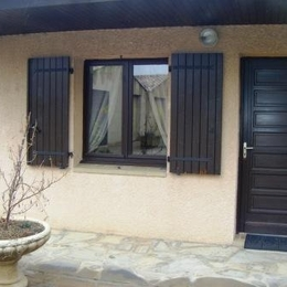 entrée du studio - Location de vacances - Château-Arnoux-Saint-Auban