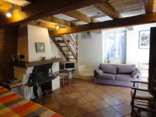 Salon - Location de vacances - Castellane