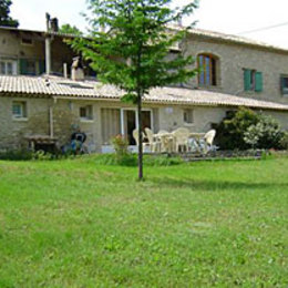 La maison, terrasse privative et jardin - Location de vacances - Forcalquier