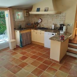 le jardin et la piscine - Location de vacances - Forcalquier