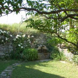 Petit jardin de curé - Location de vacances - Mane
