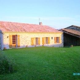 la maison et son jardin - Location de vacances - Melve