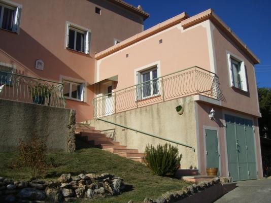 Vue de la location - Location de vacances - Puimoisson