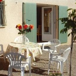 vue appartement  - Location de vacances - Forcalquier
