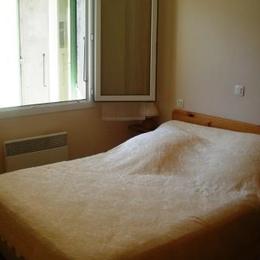 La chambre avec vue sur terrasse - Location de vacances - Annot