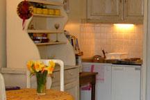 la kitchennette - Location de vacances - Forcalquier