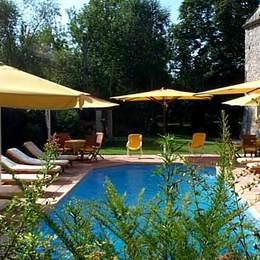 la piscine - Location de vacances - Forcalquier