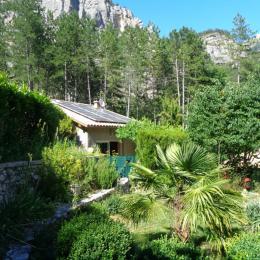Maison - Location de vacances - La Robine-sur-Galabre