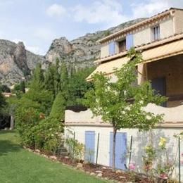 maison indépendante avec jardin - Location de vacances - Moustiers-Sainte-Marie