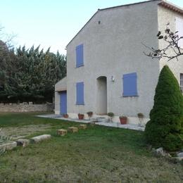 maison avec le jardin - Location de vacances - Moustiers-Sainte-Marie
