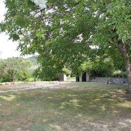 jardin - Location de vacances - Moustiers-Sainte-Marie