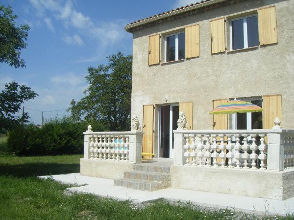 la maison et sa terrasse - Location de vacances - Manosque