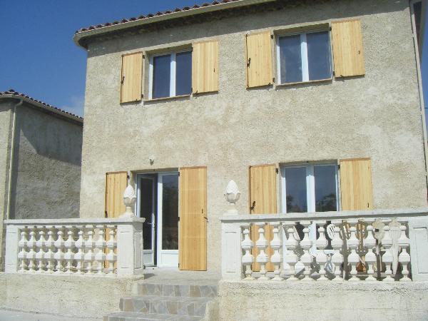 la maison et la terrasse - Location de vacances - Manosque