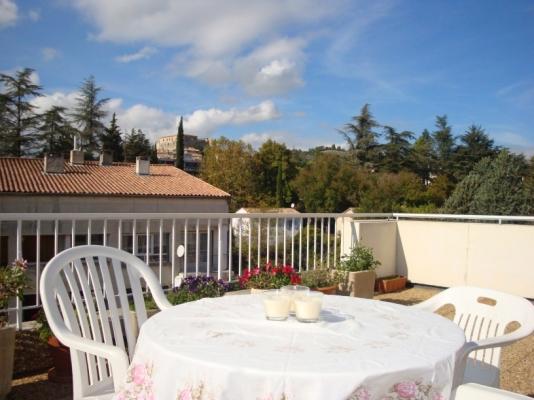 La Terrasse du Passy Location de vacances Gréoux-les-Bains - Location de vacances - Gréoux-les-Bains