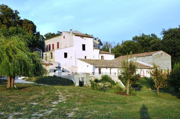 Les Ânes de Forcalquier : bâtisse et terrain - Location de vacances - Forcalquier