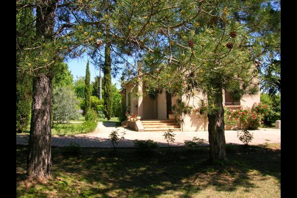 La maison et le jardin - Location de vacances - volx
