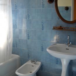 la salle d'eau - Location de vacances - volx