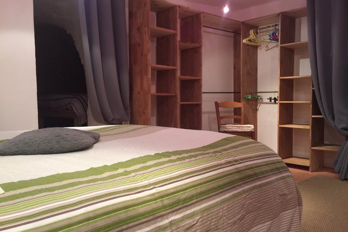 La chambre  - Location de vacances - Volonne
