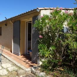 Le gîte et sa terrasse privée - Location de vacances - Manosque