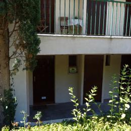 l'entrée du studio - Location de vacances - Gréoux-les-Bains
