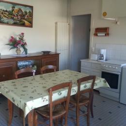 cuisine - Location de vacances - Port-de-Lanne