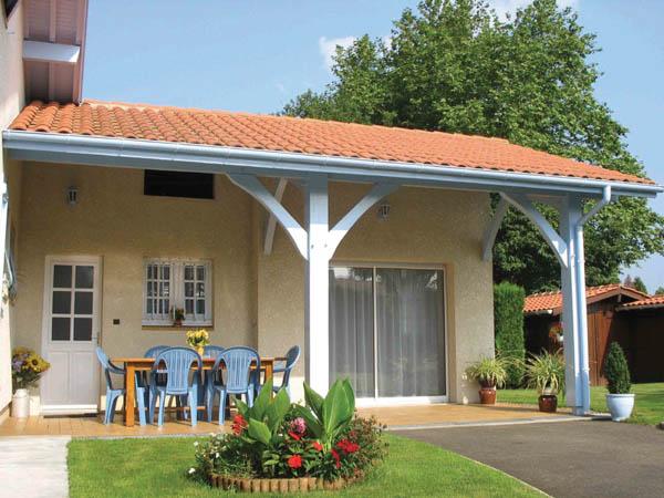 T1 Côte Sud des Landes - Location de vacances - Saubion