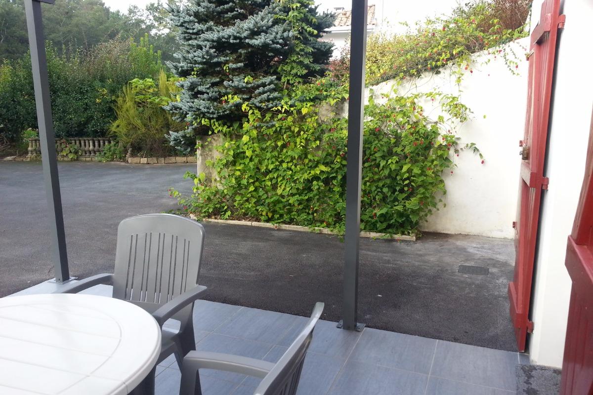Appartement en rdc sur jardin clos arbor location for Appartement rdc jardin