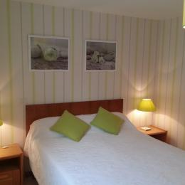 Chambre - Location de vacances - Tarnos