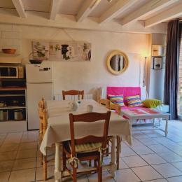 chambre rdc lit 140 - Location de vacances - Hinx