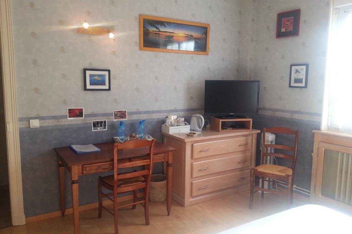 coin bureau - Chambre d'hôtes - Narrosse