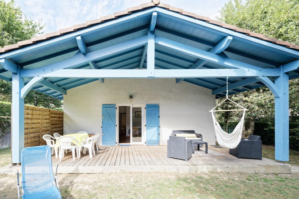 TERRASSE - Location de vacances - Tarnos