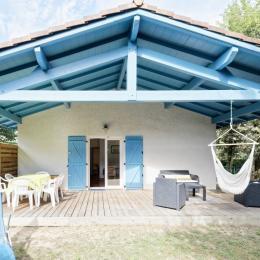 LA TERRASSE - Location de vacances - Tarnos