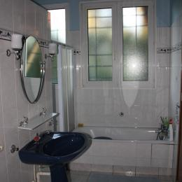 Salle de bain - Location de vacances - Capbreton