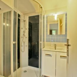 Salle de bain - Location de vacances - Messanges