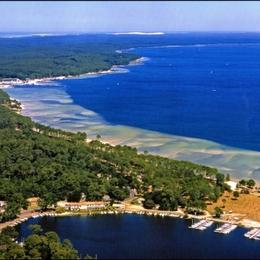 Le lagon du Lac - Location de vacances - Biscarrosse