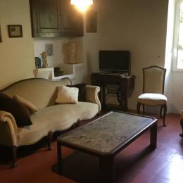 Chambre Maître - Location de vacances - Saint-Loubouer
