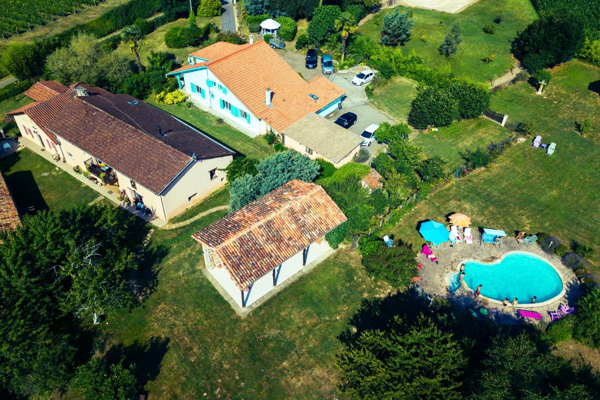 Le Sage et la Villa Daisy - Location de vacances - Saint-Loubouer
