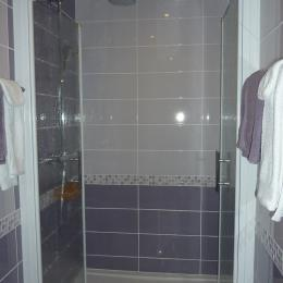 Salle de bain  - Chambre d'hôtes - Narrosse