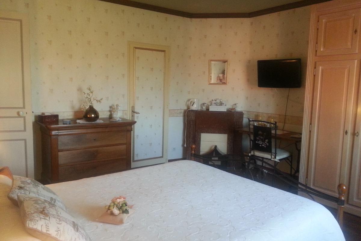 Chambre 3 - Chambre d'hôtes - Narrosse