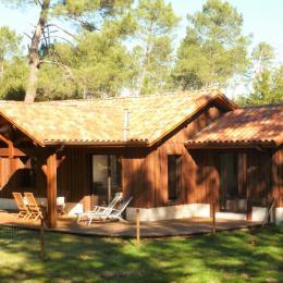 grange rénovée en 2015 - Location de vacances - Pissos