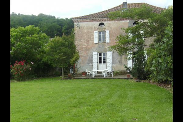 Côté Jardin - Location de vacances - Duhort-Bachen