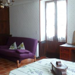 Salon côté jardin - Location de vacances - Duhort-Bachen