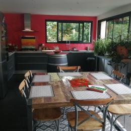 Cuisine - Location de vacances - Messanges