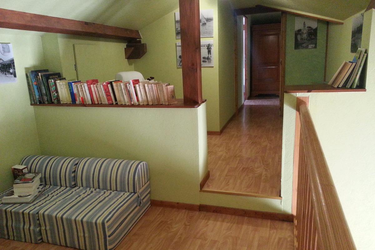 petit coin lecture - Chambre d'hôtes - Mimizan