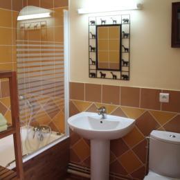 salle de bain - Location de vacances - Biscarrosse