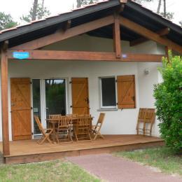 Chti'te maison - Location de vacances - Ondres