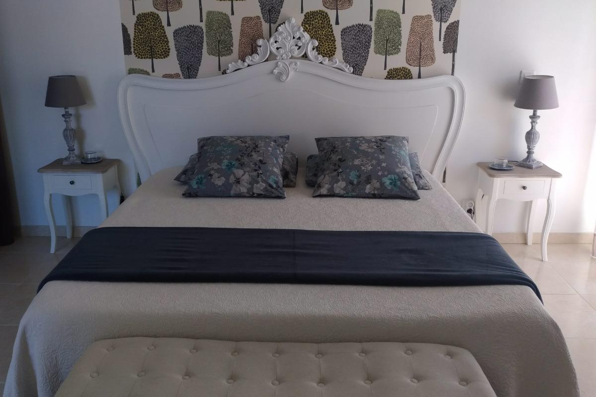 Piscine chauffée - Chambre d'hôtes - Oeyreluy